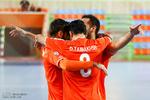 تیم آتلیه طهران در قم به دیدار صدرنشین لیگ برتر فوتسال میرود