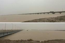مردم به پل و حاشیه رودخانه «مند» نزدیک نشوند