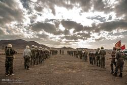 تدمير مواقع العدو المفترض في محاكاة لعمق اراضي أفغانستان