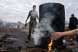 یورپ کی شدید سردی میں سیکڑوں پناہ گزیں پھنس گئے