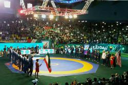 جام جهانی کشتی آزاد کرمانشاه