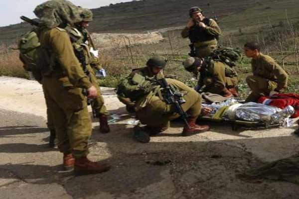 خودکشی نظامی رژیم صهیونیستی در نزدیکی غزه