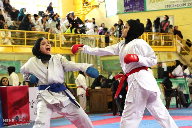درخشش ورزشکاران چهارمحالی در رقابت های بین المللی کاراته
