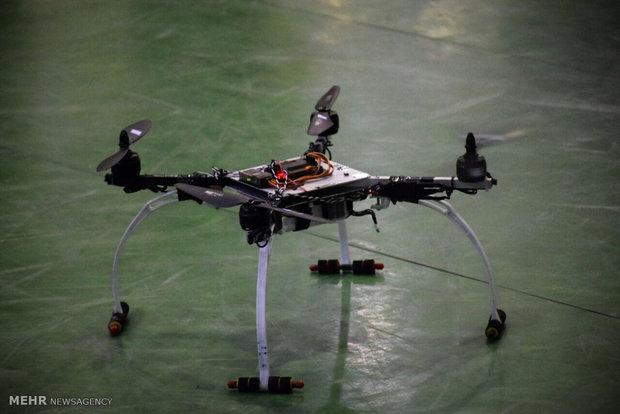 الفرق الإيرانية تحرز 16 مركزًا في بطولة فيرا الروبوتية بتايوان