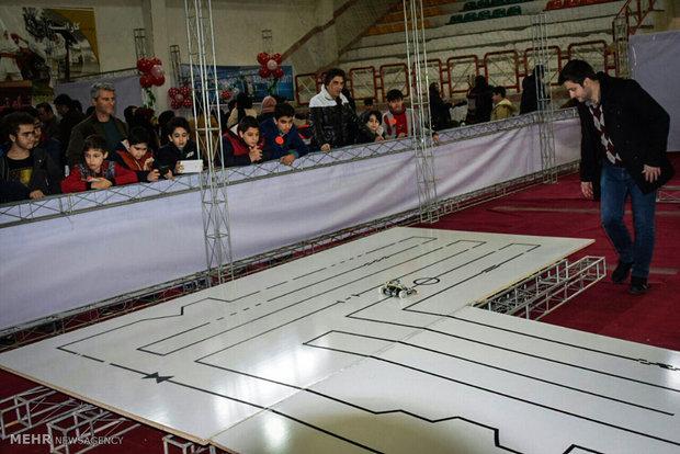 ایران میزبانمسابقات جهانی رباتیک فیرا شد