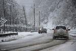 برف و باران در محورهای ۱۰ استان/ مراقب کاهش دید باشید