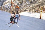 Winter recreation in Shemshak, Telo ski resorts