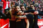 پیروزی پرگل اتلتیکو مادرید در زمین خیخون