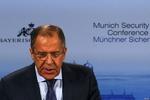 لافروف: زيادة نشاط المسلحين في سوريا يهدف إلى إفشال المفاوضات في جنيف