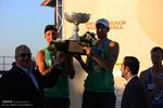 Russia wins Kish Beach Volleyball World Tour