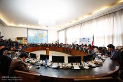 نشست خبری کاظم جلالی سخنگوی ششمین کنفرانس حمایت از انتفاضه فلسطین