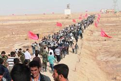 اعزام ۱۵۰ قهاوندی به مناطق عملیاتی جنوب