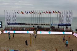 تیم ملی والیبال ساحلی ایران به جمع چهار تیم برتر جهان صعود کرد