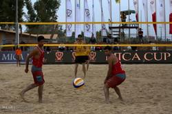 صعود تیمهای ملی ساحلی ایران به مرحله دوم قهرمانی آسیا