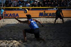 عنوان نهم مشترک جهان برای تیم ملی الف ساحلی جوانان ایران