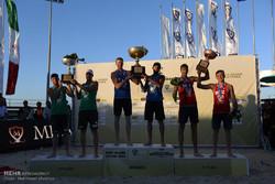 تور جهانی والیبال ساحلی کیش