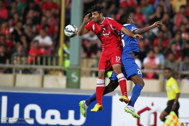 دروازهبان الهلال بهترین بازیکن بازی با پرسپولیس بود