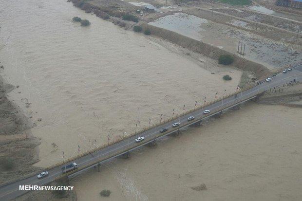 جریان سیلاب در روزهای آینده وارد استان بوشهر میشود