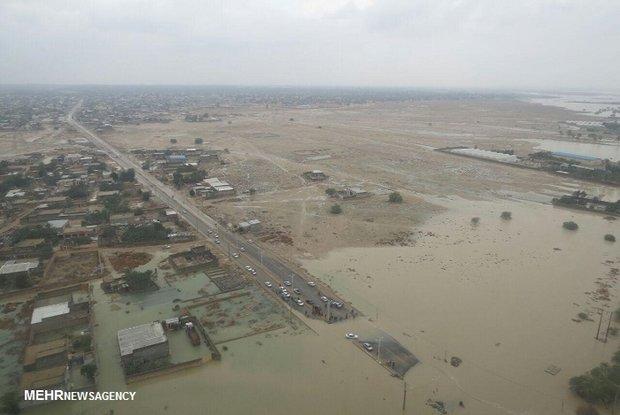 سیلاب استان بوشهر