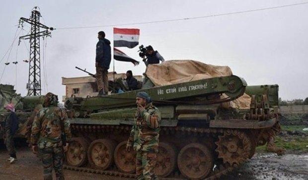Syrian army eliminates  al-Nusra terrorists in Hama,Idleb
