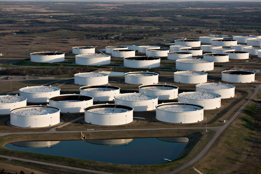 Crude storage capacity flies up - Mehr News Agency