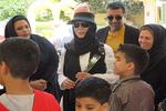 افسانه بایگان «کانون محبت» را راه اندازی کرد/ کمک به کودکان محتاج