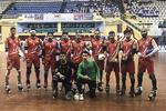 صعود تیم ملی اسکیت رول بال ایران به یک هشتم نهایی