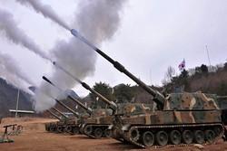 کره جنوبی و آمریکا رزمایش نظامی مشترک برگزار می کنند