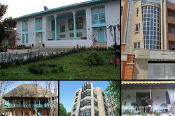 حذف همسایهها با معماری «عاریهای»/ این خانه دور است