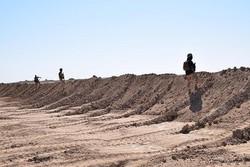 Irak'ta DEAŞ'a karşı 45 kilometrelik hendek