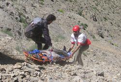 جسد مرد ۶۰ ساله در کوه صفه کشف شد