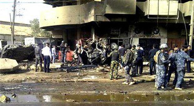 القبض على انتحاري همَّ بتفجير نفسه في بغداد