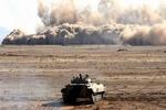 IRGC drill test-fires advanced rockets