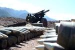 پاکستان نے بھاری توپخانہ افغان سرحد پر پہنچا دیا