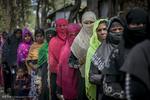 Myanmar Müslümanlarına yardımların ulaşılması / foto