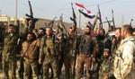Syrian army advances in graveyards area in Deir Ezzor