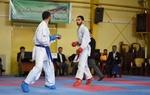 مصدومیت قهرمان کاراته جوانان بخیرگذشت/ درخواست ازکادر فنی تیم ملی