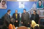 دور چهارم مسابقات با حضور مدیرکل ورزش استان تهران آغاز شد