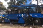 فلپائن میں بس حادثے میں 13 طلباء ہلاک