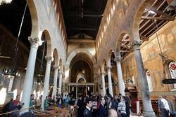 ارتفاع عدد ضحايا انفجار كنيسة طنطا الى 30 وعشرات الجرحى