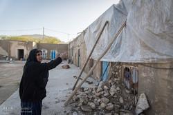 امداد رسانی  به مناطق سیل زده لامرد استان فارس
