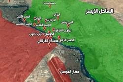 القوات العراقيّة تحقق تقدّما مهمًّا في الموصل