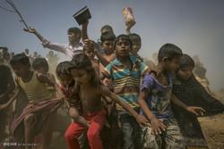 قلق دولي من محاولة ميانمار لإخلاء مناطق الروهينجا