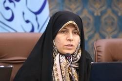 زهرا احمدي پور رئیس سازمان میراث فرهنگی،صنایع دستی وگردشگری