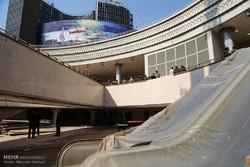 ایوان انتظار، میزبان اجرای خیابانی سی و نهمین جشنواره تئاتر فجر شد