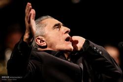 Alım Qasimov Tahran'da konser verecek