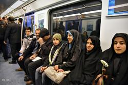 سرویس دهی ویژه خط یک قطار شهری مشهد در شب های قدر