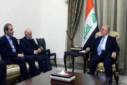 زنكنه التقى رئيس الوزراء العراقي لبحث تعزيز التعاون في مجال الطاقة