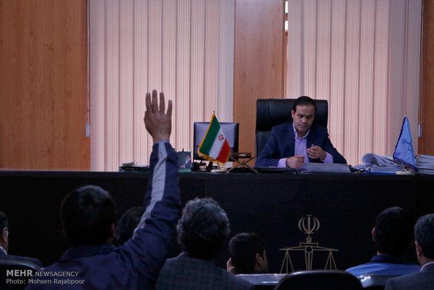 دادگاه اعضاء باند گروگانگیری اتباع بیگانه در کرمان