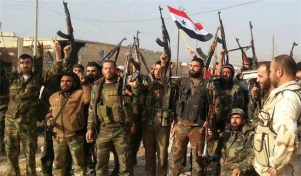 Syrian army destroys ISIL equipment in Deir Ezzor